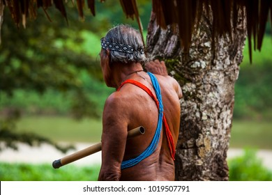Image from an Indigenous in Panama