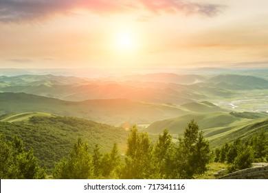 image of Inner Mongolia landscape