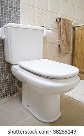 image of the inside of a bathroom with wc and toilette