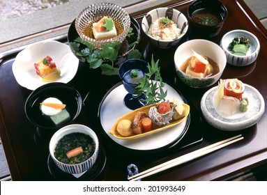 Image Of The Japanese Food