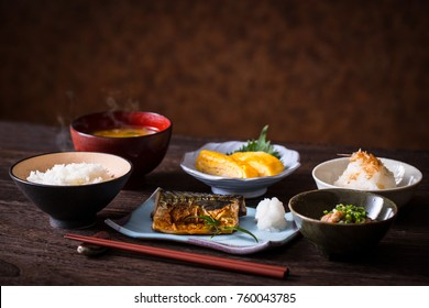 Image of Japanese food