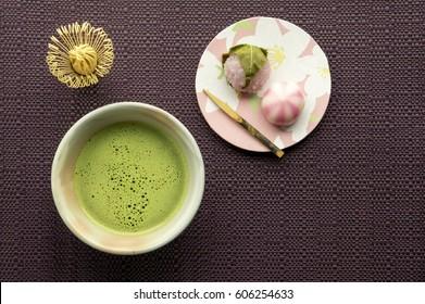 Image of Japanese tea ceremony