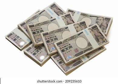 An Image of Japanese Yen