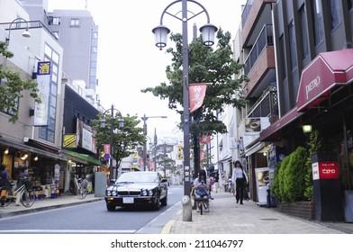 An Image of Kagurazaka