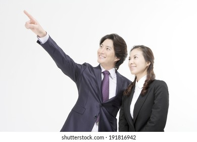 The image of Korean business people