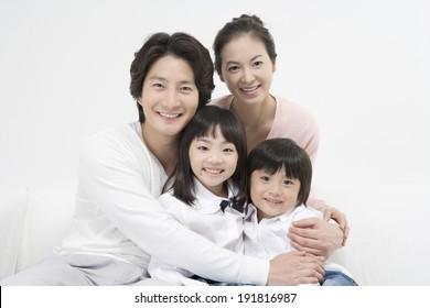 4272d6642 Korean Family Images, Stock Photos & Vectors | Shutterstock