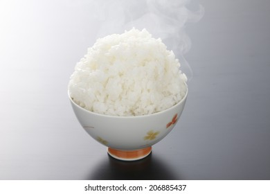 An Image of Large Serving Rice