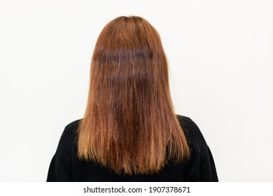 Image of long hair with curly hair.