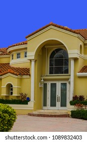 Image of a luxury Florida home