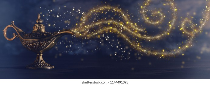 Aladdin Lamp Images Stock Photos Vectors Shutterstock