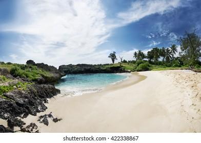 Image of mandorak beach, sumba island, indonesia