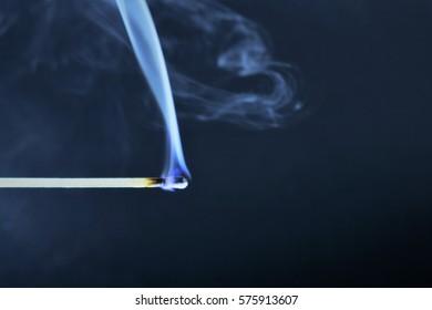 An image of match
