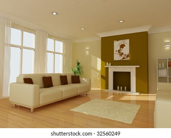 An image of a modern living room