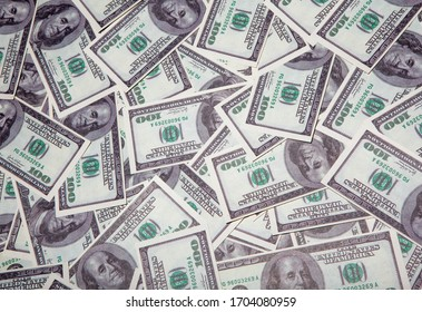 image of money banknote background