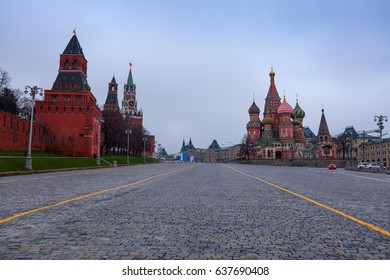 The image of Moscow Kremlin