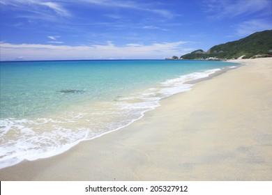 An Image of Nagata Beach