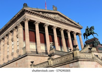 An image of the national gallery berlin 17/02/14