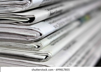 An Image of a newspaper