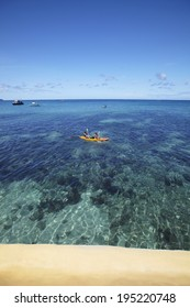 the image of ocean landscape in the Philippines