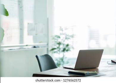 Image of office desk