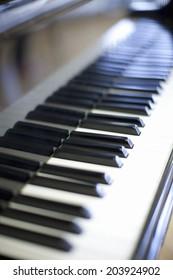 An Image of Piano Key