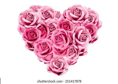 Rose Heart Images Stock Photos Vectors Shutterstock