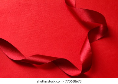 Image of a red gift