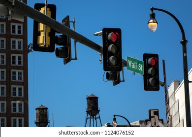 an image of red traffic lights and security camera