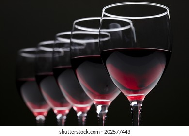 An Image of Red Wine
