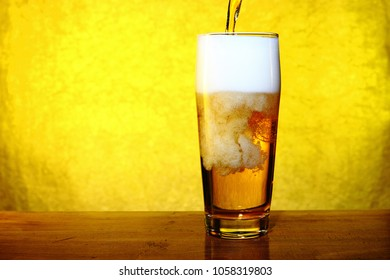 Image of a refreshing beer