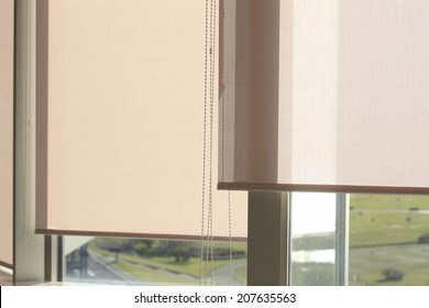 An Image of Roll Curtain