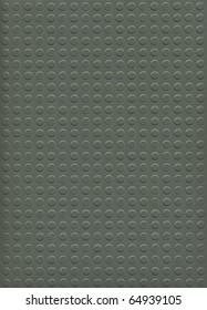 Image of rubber tile on black background