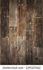 Image of rustic wood planks background