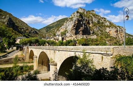 Image of Saint Chely du Tarn, Tarn Gorges, France
