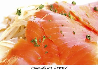 An Image of Salmon