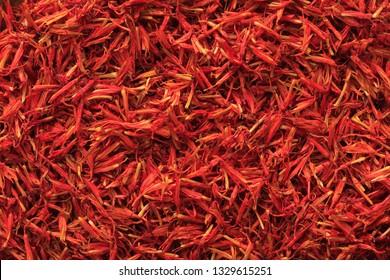 Image shot of safflower (herb)