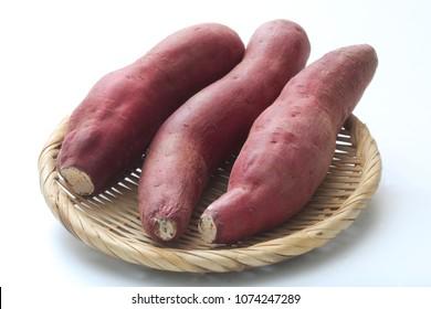 Image shot of sweet potatoes
