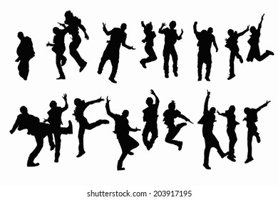 An Image of Silhouette