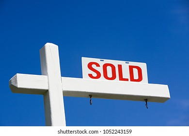 Image of Sold sign