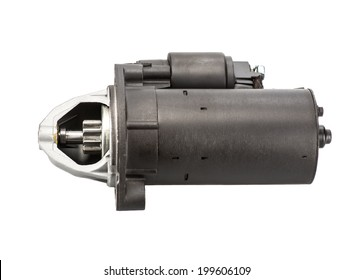 Image of spare parts - starter