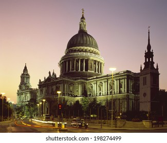 An Image of St. Paul Cathedral