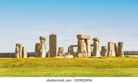 An image of Stonehenge in Great Britain