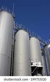 An Image of Storage Tank Factory
