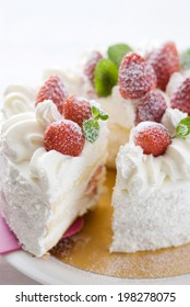 An Image of Strawberry Shortcake