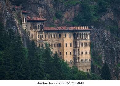 Image of Sumela Monastery, Turkey