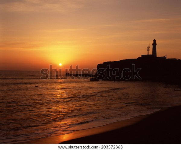 An Image of Sunrise