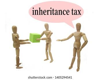 Image to take inheritance tax