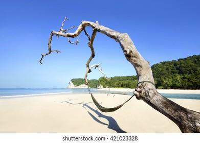 Image of tarimbang beach, east sumba, indonesia