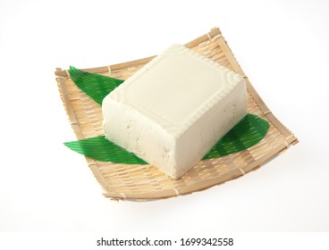 Image of tofu dishes. cold tofu. Japanese food (tofu)