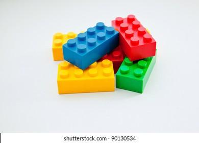 image of toy Lego block